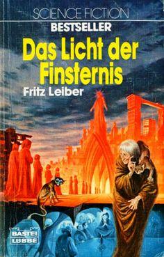 Fritz Leiber - das licht der finsternis