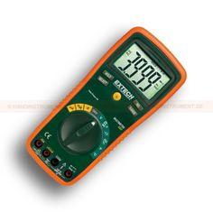 http://termometer.dk/multimeter-r13262/digitale-multimetre-r13263/multimeter-med-sporbart-kalibreringscertifikat-ex420-53-EX420-NIST-r13281  Multimeter. Med sporbart kalibreringscertifikat ex420  Mean Formation DMM med 11 funktioner og 0,3% grundlæggende nøjagtighed  AC / DC spænding og strøm, modstand, kapacitans, frekvens, temperatur, diode / kontinuitet, Duty Cycle  Input sikring og mis-tilslutning advarsel  20A max strøm  Type K temperaturmålinger  Computer Freeze, relativ måling...