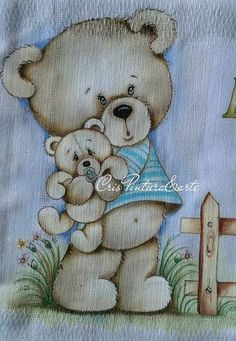 Paisley Art, Tatty Teddy, Fabric Painting, Decoupage, Sketches, Stickers, Drawings, Teddy Bears, Animals