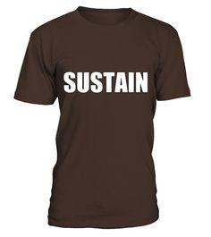 sustain white  #gift #idea #shirt #image #music #guitar #sing #art #mugs