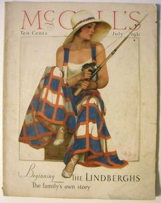 McCall's Magazine Jul 1931 Cover by Neysa McMein