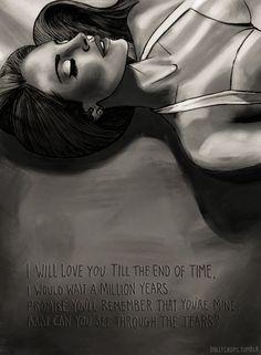 Lana Del Ray Fan Art.