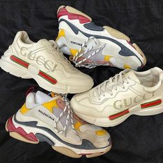 get these shoes - balenciaga Dad Shoes, Me Too Shoes, African Prom Dresses, Underwear Online, Mens Designer Shoes, Balenciaga Shoes, Sports Shoes, Shoe Collection, Clothing Items