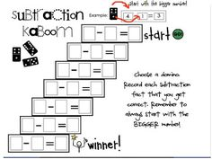 FREEBIE!! new math games created and recreated by ME!!