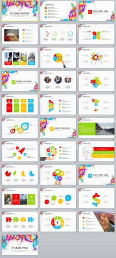 31+ Creative business Report PowerPoint template #powerpoint #templates #presentation #animation #backgrounds #pptwork.com #annual #report #business #company #design #creative #slide #infographic #chart #themes #ppt #pptx #slideshow