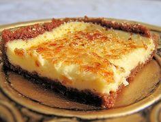 עוגת גבינה ברולה (צילום: דליה מאיר ,קסמים מתוקים)
