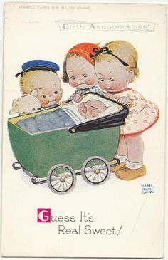 MABEL LUCIE ATTWELL card. | eBay