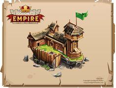 Goodgame Empire Bergfried é legal!