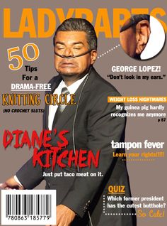 GEORGE LOPEZ ISSUE