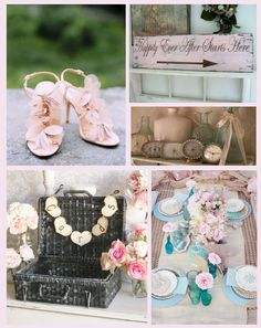 #shabby-chic #wedding
