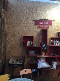 Give Box à la Recyclerie