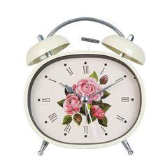 Clayre & Eef webshop voor winkeliers::Meubelen & inrichting::(Klein)meubelen::Klokken::6AC0013 Wekker