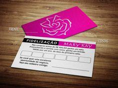 Cartões de visita - Mary Kay 3 - Store R3