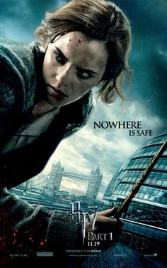 harry potter and the deathly hallows movie posters | Harry Potter and the Deathly Hallows: Part I Movie poster 1