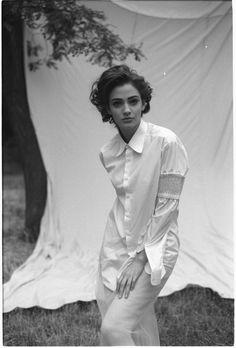 Julie Skarland  A/W 1992/93,  ready-to-wear, photo: Lars Botten