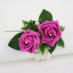 22 Best Silk Flower Wrist Corsages Images Silk Flowers Wristlet
