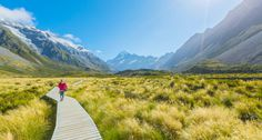 10 unreal NZ national parks you need to explore - Wotif Insider Romantic Escapes, Romantic Vacations, Romantic Getaway, Dream Vacations, Visit New Zealand, New Zealand Travel, 7 Places, Places To Visit, Summer Vacation Spots