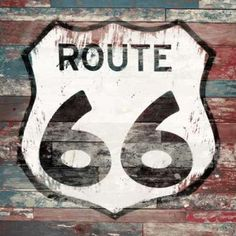 Route 66 sign 1
