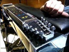 easy pedal steel guitar upgrade tips by guitar tech sammy bones