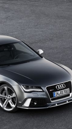 ↑↑TAP AND GET THE FREE APP! Men's World Unicolor For Guys Grey Brand Car Audi Stylish HD iPhone 5 Wallpaper