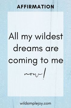 All My Wildest Dreams Are Coming To Me Now! Affirmations for New Year Resolutions. Power up your goals and new year resolutions with affirmations! New Year, New You! Work toward those goals and keep going all year long! New Years Resolution List, Year Resolutions, Quotes About New Year, Year Quotes, New Years Eve Traditions, New Year Coloring Pages, Focus On Goals, Love Quotes, Inspirational Quotes