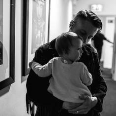 Macklemore & Daughter In Dublin - http://site.celebritybabyscoop.com/cbs/2016/04/15/macklemore-daughter-dublin #Dublin, #IrishCelebration, #Macklemore, #SloaneHaggerty