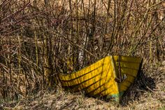 YELLOW BOAT by Michael Schär on 500px