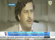 Capturan a sobrino de Pablo Escobar cuando intentaba escapar de Colombia