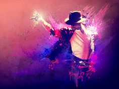 Michael. Art for Michael Jackson Immortal World Tour and This is IT