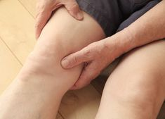 A Baker's cyst is a fluid-filled sac located behind the knee that can swell, shrink or even rupture. Baker's cysts are common but can be very painful.