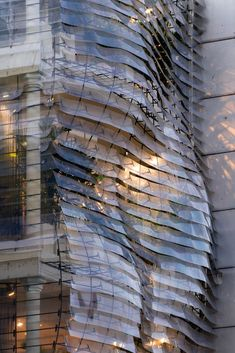 Gallery of Rin Wedding Studio / District 1 Architects – 2 – Best Office Architecture Futuristic Architecture, Facade Architecture, Concept Architecture, Sustainable Architecture, Amazing Architecture, Landscape Architecture, Ancient Architecture, Building Skin, Building Facade