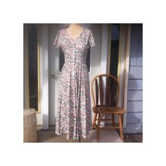 LIKE NEW VINTAGE CAROL ANDERSON TEA PARTY DRESS LIKE NEW VINTAGE CAROL ANDERSON TEA PARTY DRESS30B26W42h43LThe Legendary Floral Tea Party Dress Of The 1980'sQUALITY CottonScalloped NecklineJust a sweet romantic rose floral print Carol Anderson Dresses
