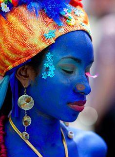 Blue Mermaid.