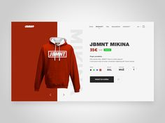 Product Page Jbmnt