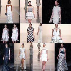 São Paulo Fashion Week VERÃO 2014 | Mulheres Fatales, de Deauville à BuziosACQUASTUDIO por Esther Bauman