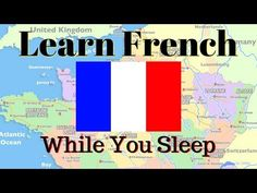 Learn French While You Sleep // 115 Common Phrases and Words \\ Subtitles - YouTube