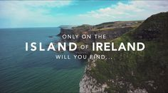 Tourism Ireland Film Shows What Makes Ireland Unique! Love Ireland, Tourism Ireland, Emerald Isle, Donegal, The Incredibles, Island, Adventure, Film, World