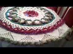 Vídeos e conteúdos com Minhas Criações em Arte do Crochê...e Vídeos de incentivo...Aulas de Crochê...Simples e Endurecidos...