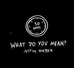 """New song from Justin Bieber """"What Do You Mean"""" is expected to debut at the Billboard Hot 100 Top 5 next week. This is huge!"""