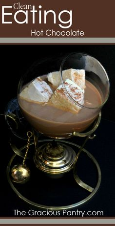 Hot chocolate season is here! But this time, you won't have to feel guilty about it.