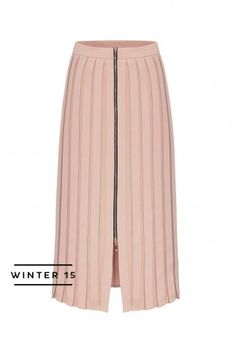 LUCY PLEAT SKIRT