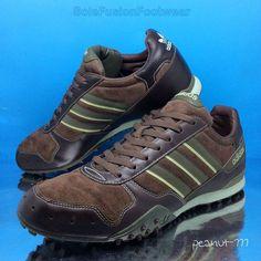 adidas Originals mens ZX Country Trainers Brown sz 10.5 Sneakers US 11 EU 45 1/3  | eBay