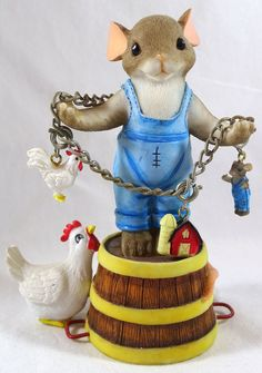 Charming Tails YOU Have Country Charm Figurine | eBay
