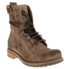 Superdry Distressed Boots