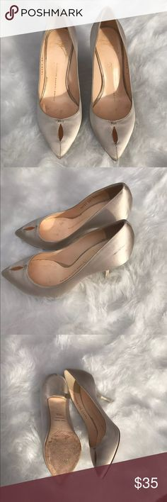 Giuseppi Zanotti Heels 👠 Very worn, 36.5, scuffs can be repaired as pictured Giuseppe Zanotti Shoes Heels