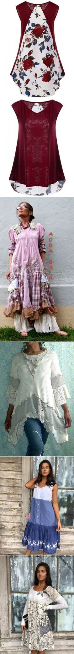 Upcycled Clothing в Pinterest