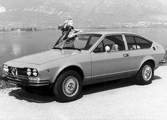 Alfa Romeo Alfetta GTV | by Auto Clasico