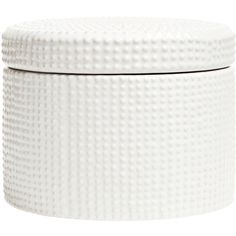 H&M Ceramic pot with a lid (105 SEK) via Polyvore featuring home, kitchen & dining, serveware, decor, natural white, ceramic pots, ceramic serveware and h&m