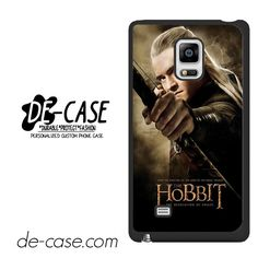 The Hobbit Gandalf Quote DEAL-10760 Samsung Phonecase Cover For Samsung Galaxy Note Edge