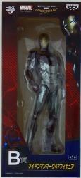 バンプレスト 一番くじ スパイダーマン ホームカミング B賞アイアンマンマーク47フィギュア